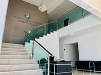 Área comum da Câmara de Campo Maior recebe nome do ex-vereador João Maroca