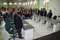 Câmara aprova indicativo de projeto que beneficia professores de Campo Maior