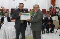 Câmara de Campo Maior entrega título de cidadania ao pastor Raimundo Pereira de Andrade