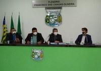 Câmara de Campo Maior inicia análise da prestação de conta de ex-prefeito
