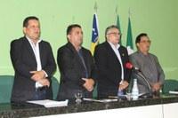 """Câmara de Campo Maior inicia trabalhos legislativos para o ano de 2019: """"o tempo é de trabalho"""""""