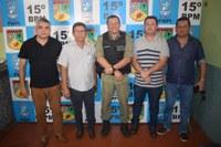 Câmara de Campo Maior pede abertura de posto policial na comunidade Alto do Meio