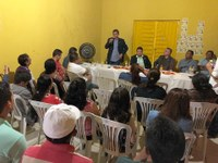 Câmara de Campo Maior realiza primeira Audiência Pública fora do plenário legislativo