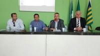 """Câmara de Campo Maior sedia o curso """"Marcos Jurídicos"""""""