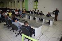 Câmara debate projeto de lei para combate ao suicídio em Campo Maior