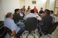 Câmara e prefeito se reúnem em busca de melhorias para Campo Maior