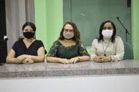 Câmara Municipal homenageia mulheres de destaque em Campo Maior