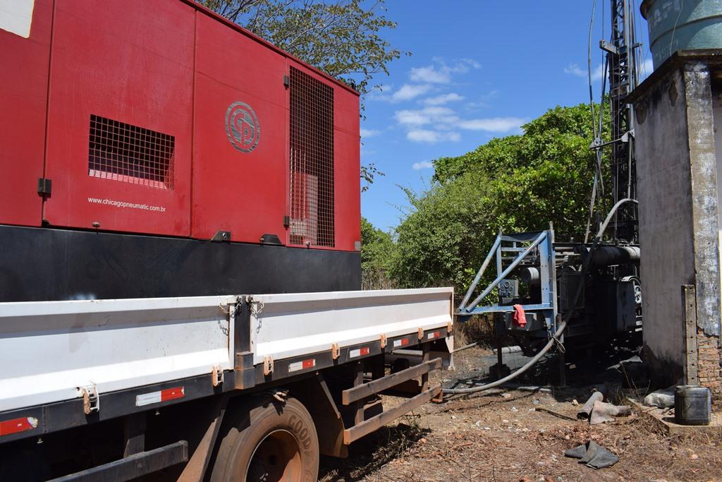 Comunidade Alto do Meio ganha melhorias no abastecimento de Água