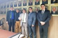 Fernando Miranda acerta parceria técnica com Câmara Municipal de Teresina