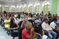 Mais de 200 pessoas são atendidas em mutirão oftalmológico na Câmara de Campo Maior