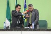 Nova mesa diretora da Câmara de Campo Maior toma posse em Sessão Solene
