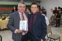 Presidente da Câmara de Campo Maior recebe Homenagem Literária em Teresina (PI)