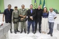 Programa de resistência às drogas e à violência é lançado na Câmara de Campo Maior