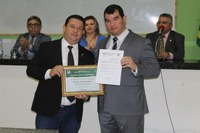 Promotor Maurício Gomes de Souza recebe o título de cidadania campomaiorense