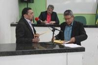 Relator recebe novas prestações de contas de Joãozinho Félix, Paulo Martins e Edvaldo Lima para julgamento