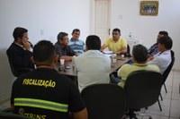 Reunião debate regularização de taxistas e melhorias para o trânsito de Campo Maior