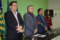 Sessão solene marca abertura do ano legislativo na Câmara de Campo Maior