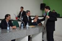 Sessão solene na Câmara entrega títulos de cidadania campomaiorense