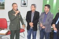 Subtenente Marques recebe o título de cidadania campomaiorense