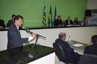 Vereador Daniel Soares pede explicações sobre obra da Avenida Surubim