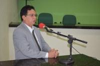 Vereador Edvaldo Lima solicita recuperação asfáltica da BR 343
