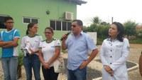 Vereador Manin Pereira participa de mutirão de limpeza no Bairro Fripisa