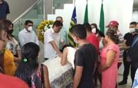 Vereadores de Campo Maior prestam última homenagem ao parlamentar João Maroca