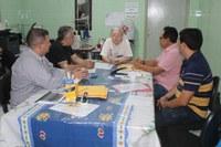 Vereadores de Campo Maior visitam Lar da Criança e solicitam auxilio estadual