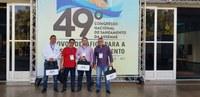 Vereadores participam de evento sobre Saneamento Básico em Mato Grosso