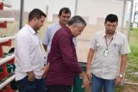 Vereadores visitam campus do IFPI de Campo Maior em busca de projeto para geração de emprego e renda